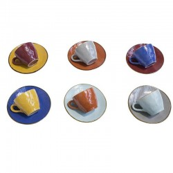 Mediterraneo set tazzine caffè
