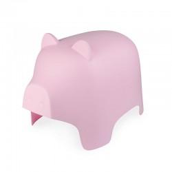 Piggy Sgabello rosa