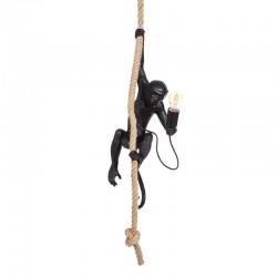 Sospensione scimmia nera