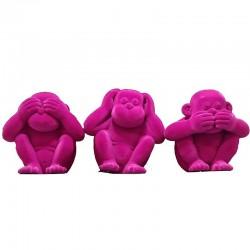 Monkeys non vedo, non...