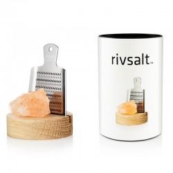 RivSalt Grattugia con sale...