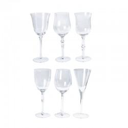 Set Bicchieri Vino Desigual