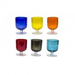 Set Bicchieri Vino Stromboli