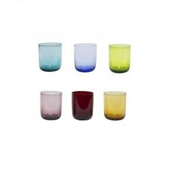Set Bicchieri Acqua Filicudi