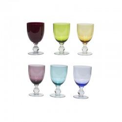 Set Bicchieri Vino Filicudi